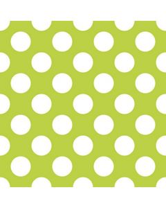 Big Dots Green - 4 Napkins for Decoupage