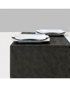 Table Runner - Elegance Black - Ambiente