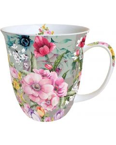 Meghan  0.4L Bone China Mug - Ambiente Mug
