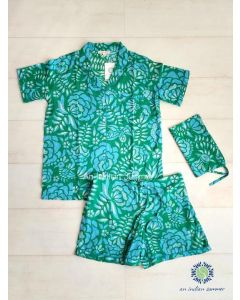 An Indian Summer Lounge Set Floresta Green