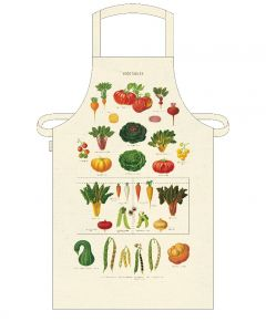 Cavallini Vintage Apron - Vegetables