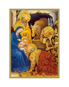 Adoration of the Magi   #CMBX408 - Pack of 8 Cards