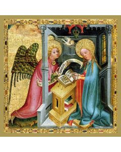 The Annunciation  #CMHX403 Pack of 5 Cards