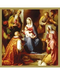 The Nativity #CMHX406 - Pack of 5 Cards
