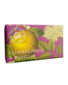 The English Soap Company Kew Gardens Elderflower and Pomelo Soap Bar