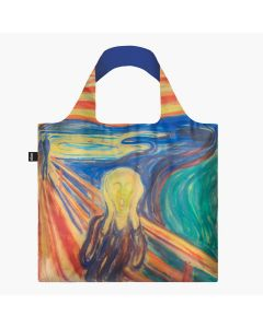 Edvard Munch  The Scream, 1910 Bag -  LOQI Bag