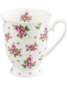 Evelyn White  0.25L Bone China Mug - Ambiente Mug