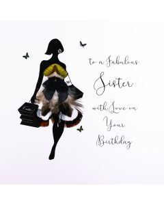 To A Fabulous Sister FOF12