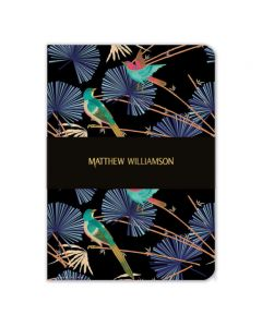 Museums and Galleries Matthew Williamson A5 Asian Bamboo Notebook