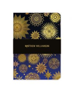 Museums and Galleries Matthew Williamson A5 Stardust Notebook