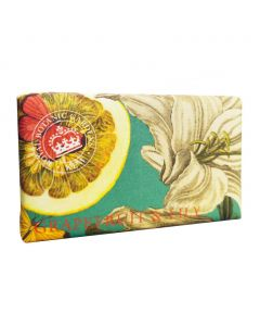 The English Soap Company Kew Gardens Grapefruit and Lily Soap Bar