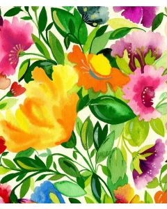 July Bouquet - KP115  Kim Parker Floral Card