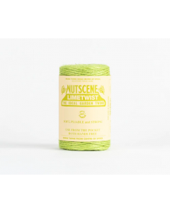 Lime Green Jute Twine - 110m Spool