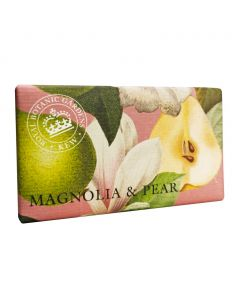 The English Soap Company Kew Gardens Magnolia and Pear Soap Bar