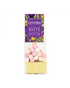Cocoba Marshmallow White Hot Chocolate Spoon