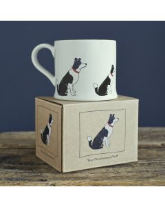 Border Collie - Sweet William Dog Mug