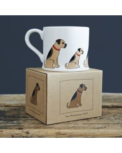 Border Terrier - Sweet William Dog Mug
