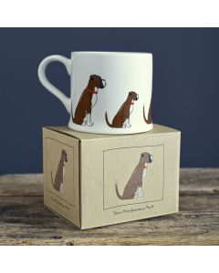 Boxer - Sweet William Dog Mug