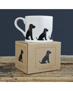 Cocker Spaniel (black) - Sweet William Dog Mug