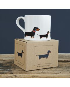 Dachshund - Sweet William Dog Mug