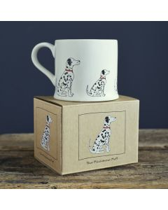 Dalmatian - Sweet William Dog Mug