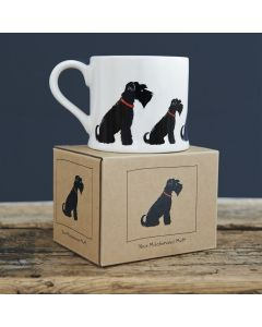 Black Schnauzer - Sweet William Dog Mug