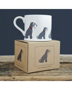 Schnauzer - Sweet William Dog Mug