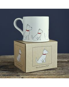 Westie - Sweet William Dog Mug