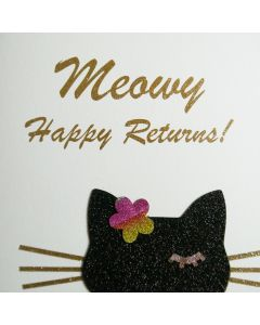 Meowy Happy Returns! - #NE37
