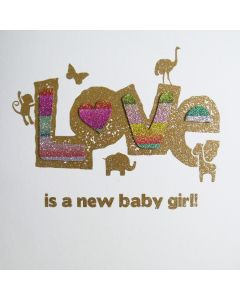 Love is a New Baby Girl! - #NE6
