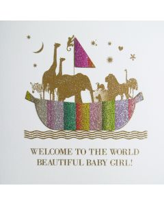 Welcome to The World Beautiful Girl - #NE7