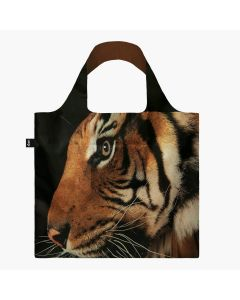 National Geographic  Photo Ark Malayan Tiger Bag -  LOQI Bag