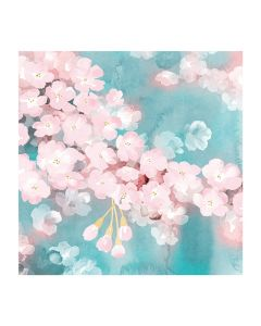 The Art File Natural Phenomenon Birthday Card Pink Blossom