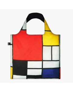 Piet Mondrian  Composition, 1921 Bag - LOQI Bag