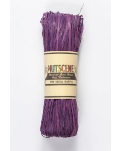 Nutscene Raffia Purple Passion 50g