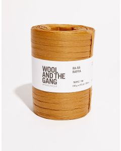 Wool and The Gang Ra Ra Raffia Tropez Tan