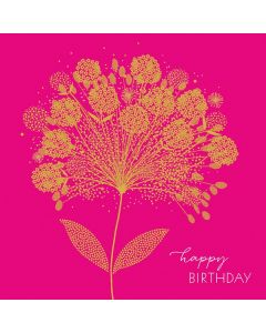 Sara Miller London - Birthday Flower - SAM14