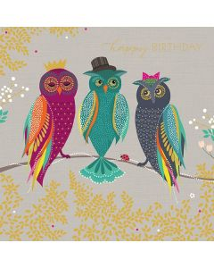 Sara Miller London - Three Owls - SAM16