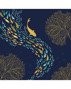 Sara Miller London - Fish Shoal - SAM18