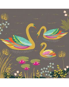 Sara Miller London - Three Swans - SAM24