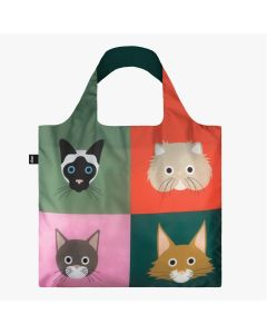 Stephen Chatham Cats Bag - LOQI Bag