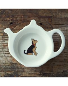 Yorkshire Terrier - Sweet William Teabag Dish