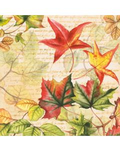 Autumn Time - 4 Napkins for Decoupage