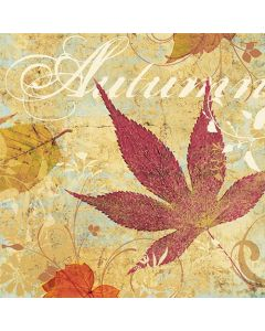 Fallen Leaves - 4 Napkins for Decoupage