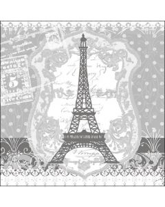 Eiffel Tower - 4 Napkins for Decoupage