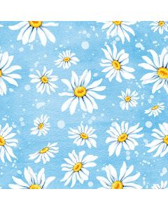 Daisies Blue - 4 Napkins for Decoupage