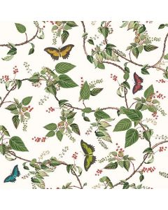 Butterfly Paradise - 4 Napkins for Decoupage