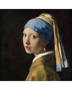 Ambiente Paper Napkins 3-ply Lunch Girl With A Pearl Earring