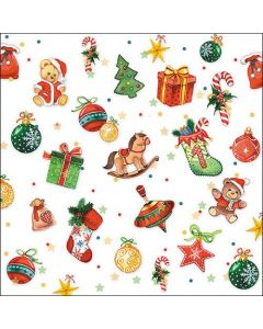 Ambiente Paper Napkins 3-ply Lunch Tree Decorations