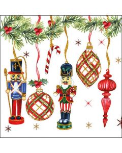 Ambiente Paper Napkins 3-ply Lunch Nutcrackers Decoration